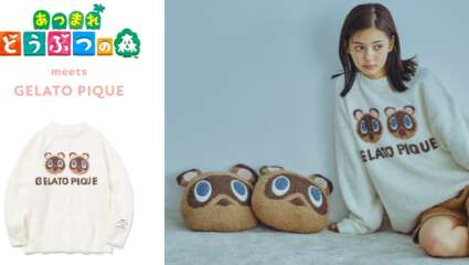 Animal Crossing And Gelato Pique Team Up For Adorable Loungewear Collection