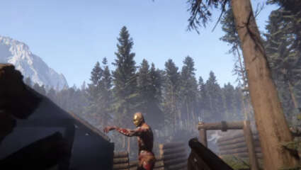 Sons Of The Forest Has A New Gameplay Trailer Out Now