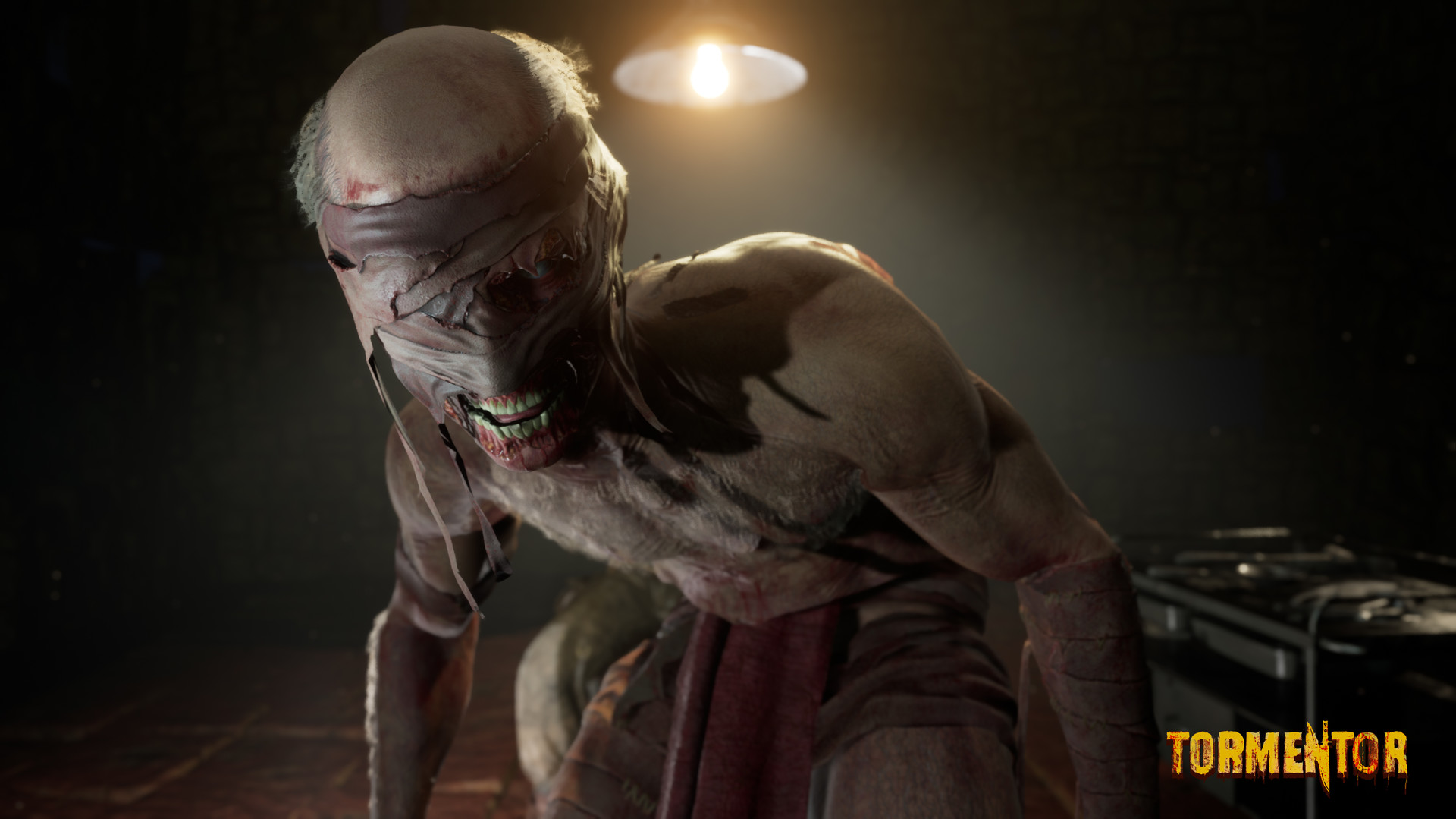 Tormentor Comes From The Developer Madmind Studio For A Brand New Horror Expereince