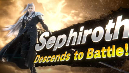 Super Smash Bros. Ultimate's Mr. Sakurai Will Hold A Special Sephiroth Reveal Event Next Week To Introduce The New DLC Fighter