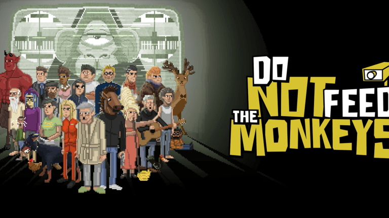 Do Not Feed The Monkeys Is A Strange Monkey Filled Game Headed To Xbox Fans On December 9th