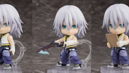 Kingdom Hearts 2 Nendoroid Riku Figure Announced