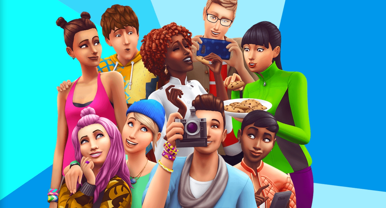 The Sims 4 Update Patches Genetics Skintone Issue