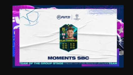 Should You Do The Alex-Oxlade Chamberlain Player Moments SBC In FIFA 21? That's A Lot Of Coins...