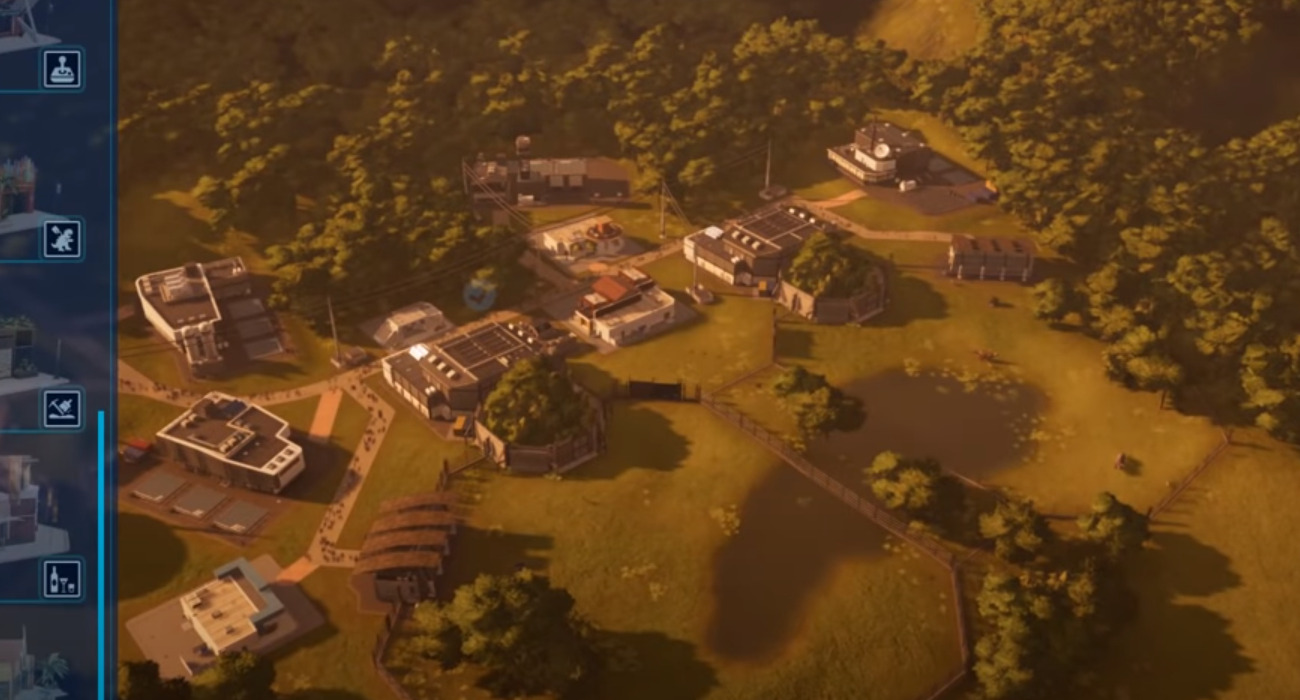 Jurassic World Evolution Is Free Right Now On The Epic Games Store
