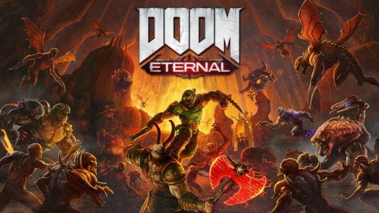 DOOM Eternal Makes Its Nintendo Switch Debut Today