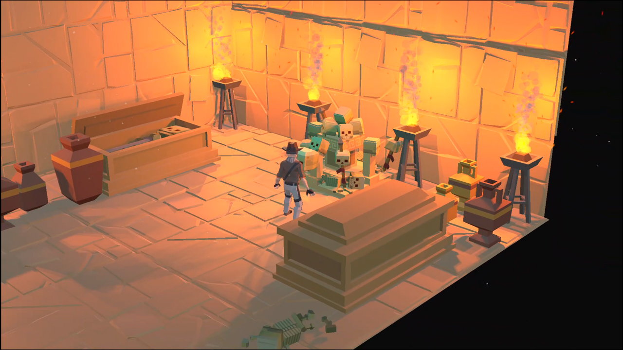 Kauil's Treasure Is A Unique Puzzle Adventure Headed For Xbox One And Xbox Series X/S