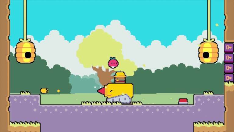Dadish 2 Vegetable Platformer Makes Its Mobile Debut On January 18