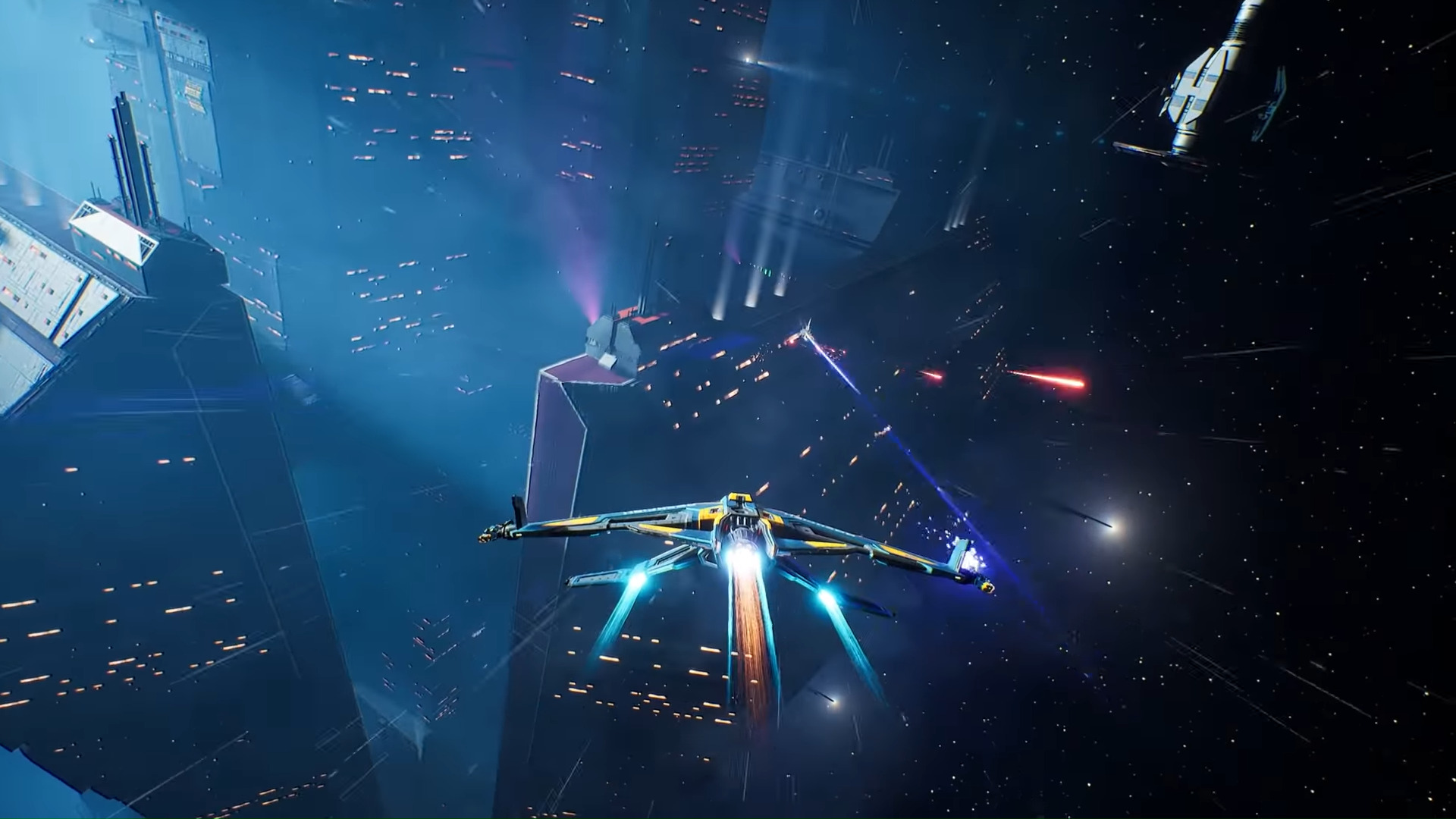 Everspace 2 Is A Fast-Paced Space Shooter And Simulator Coming Soon To Steam Early Access