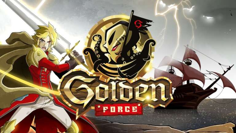The Golden Force Launches On January 29 With Multiple Physical Collectors' Editions Available