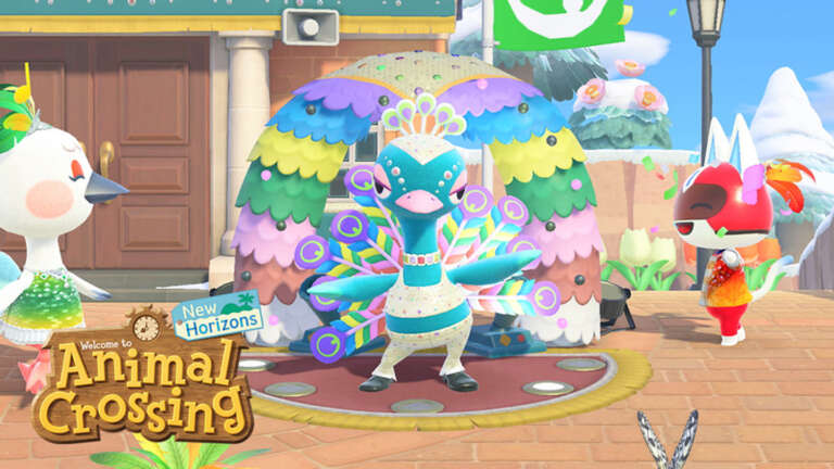 Animal Crossing: New Horizons February Update Now Available With New Reactions And More