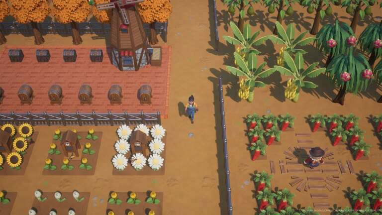 Stairway Games Announces Reimagined Farm Sim Coral Island