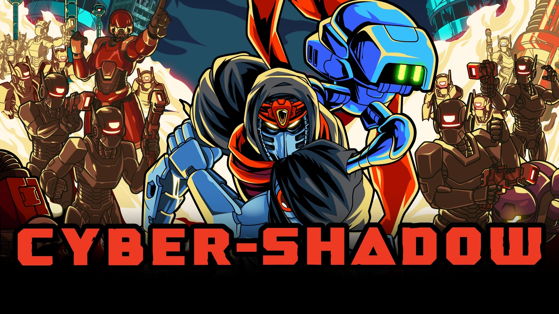 Slash Through Techno Hordes In The Upcoming Game Cyber Shadow – Out This Week