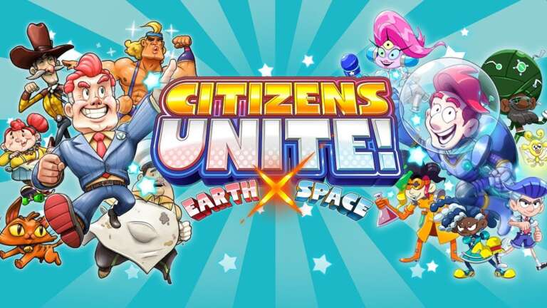 Eden Industries' RPG Citizens Unite!: Earth x Space Launches On PC And Consoles On January 28