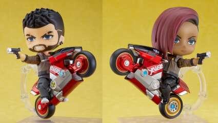 Good Smile Company and CD Projekt Red Announce Multiple V Nendoroids