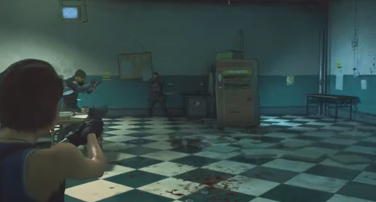 Resident Evil Village's Multiplayer Is A Six-Player Deathmatch Called RE:Verse