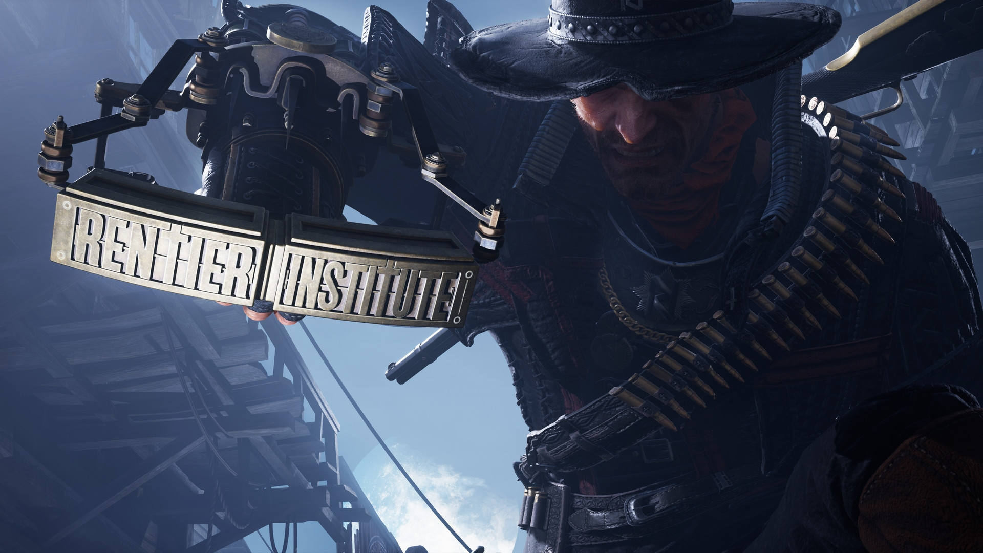 Become A Wild West Vampire Hunter In The Upcoming Game Evil West