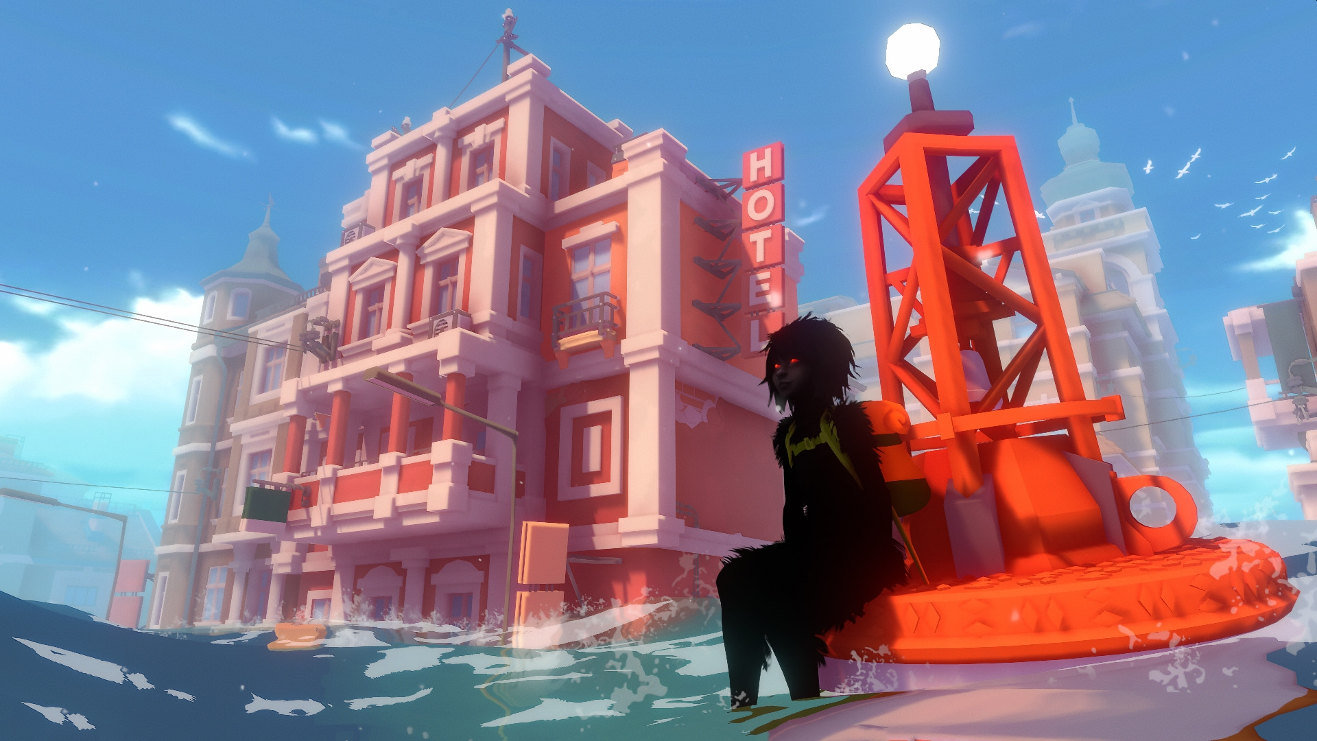 Sea of Solitude: Director's Cut Sails Onto the Nintendo Switch On March 4