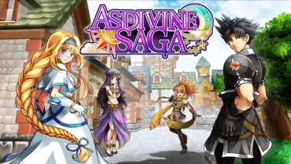 Kemco And Exe-Create's RPG Asdivine Saga Now Available On Mobile
