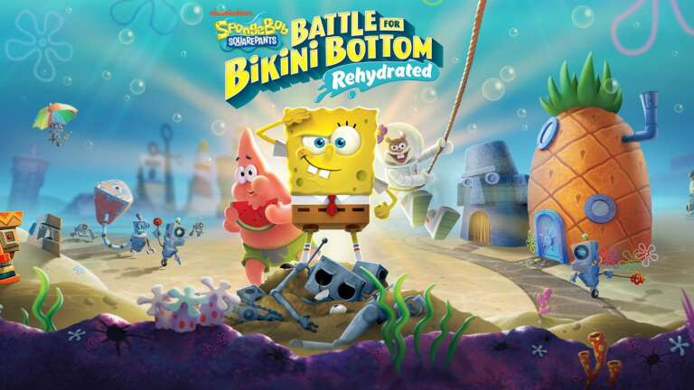 SpongeBob SquarePants: Battle for Bikini Bottom - Rehydrated Coming To Mobile On January 21