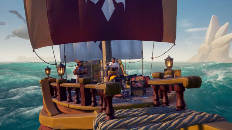 The Sea Of Thieves Success Story, How The Swashbuckling Pirate Game Continues To Bring In New Players