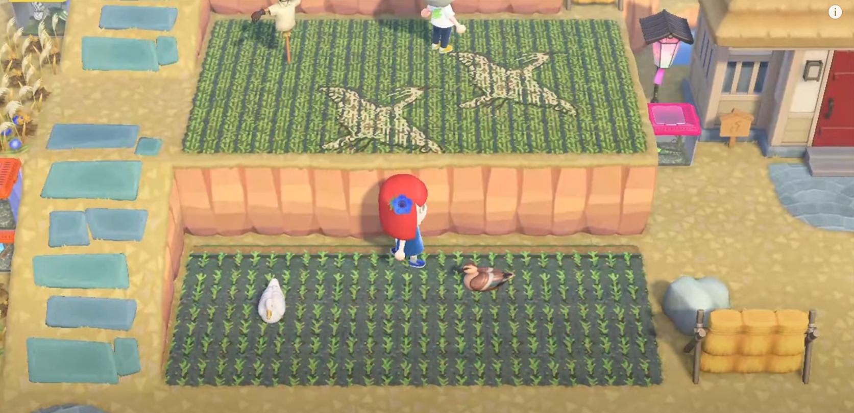 Visit Japan's Sado City In Animal Crossing: New Horizons