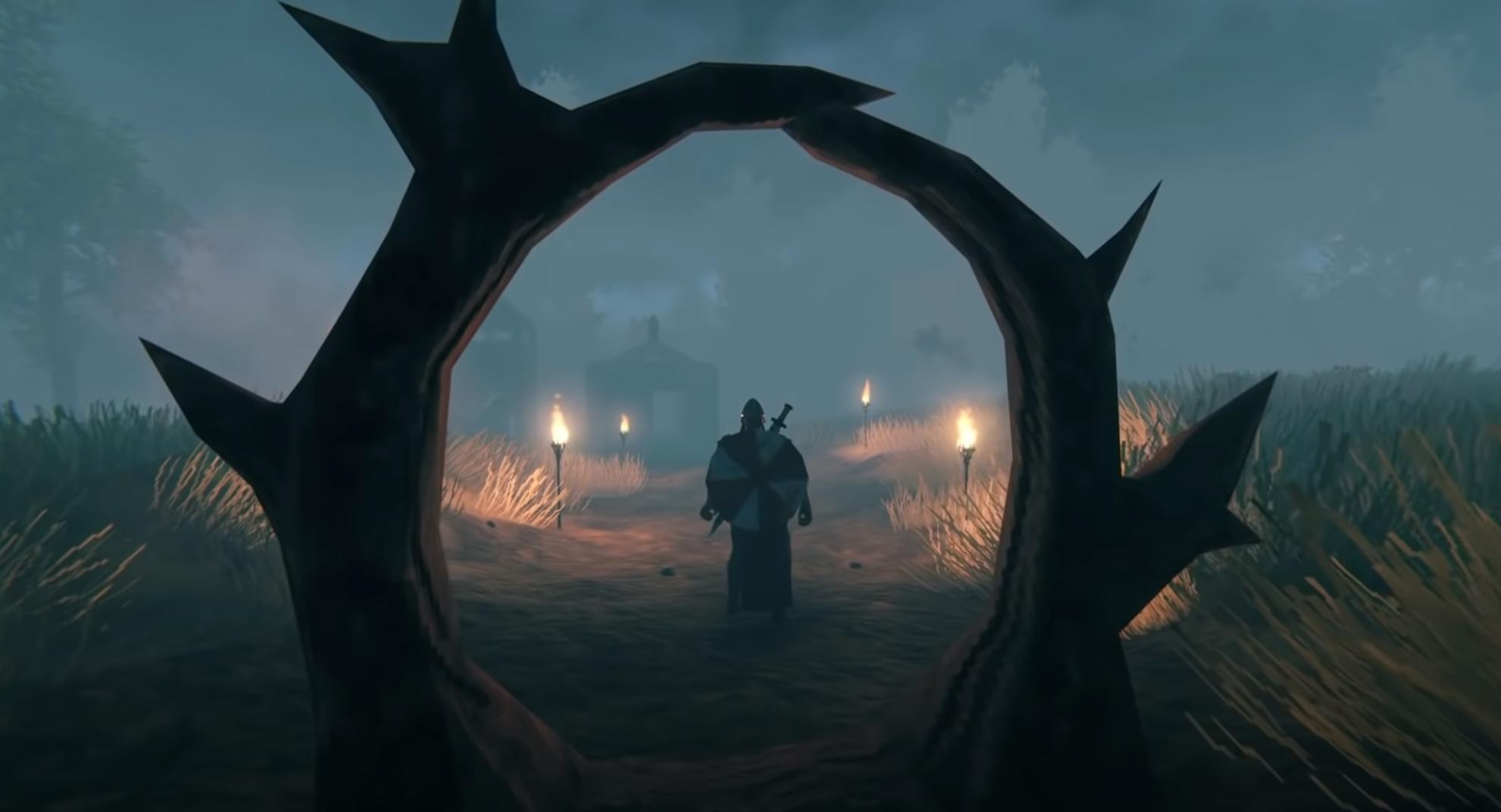 How To Defeat Eikthyr, The First Forsaken Boss of Valheim