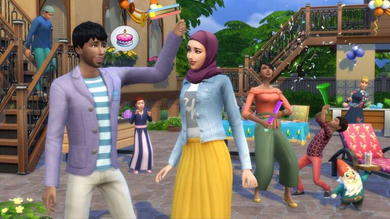 The Sims Franchise Celebrates Its 21st Birthday With 21 Gifts For Players