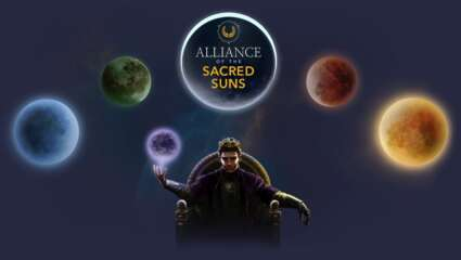 Space Strategy Game Alliance of the Sacred Suns Beta Takes Flight In 2021