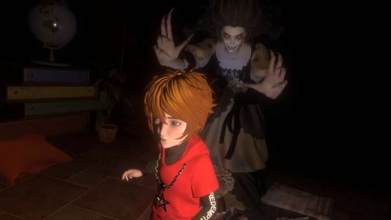 In Nightmare Is Headed To PS4 With Some Terrifying Demons And Monsters From The World Of Dreams