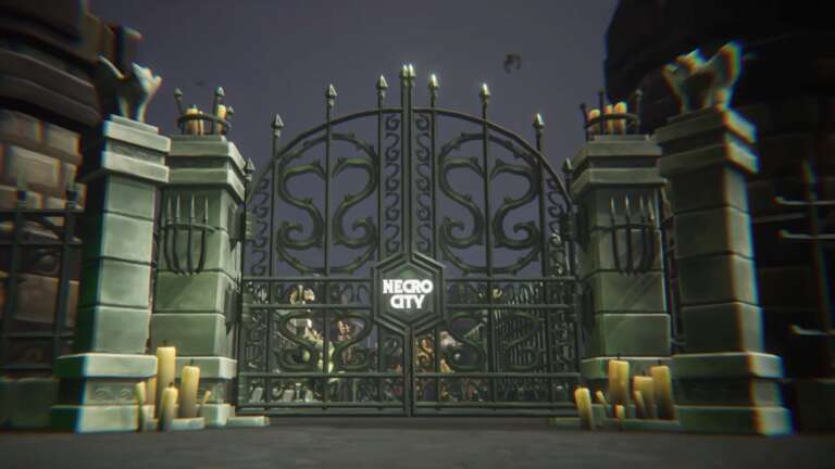 Underworld City Builder Strategy Game NecroCity Announced For PC