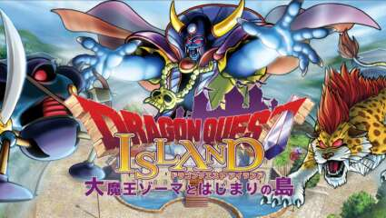 Dragon Quest Island Outdoor Adventure Opens In Japan In Spring 2021
