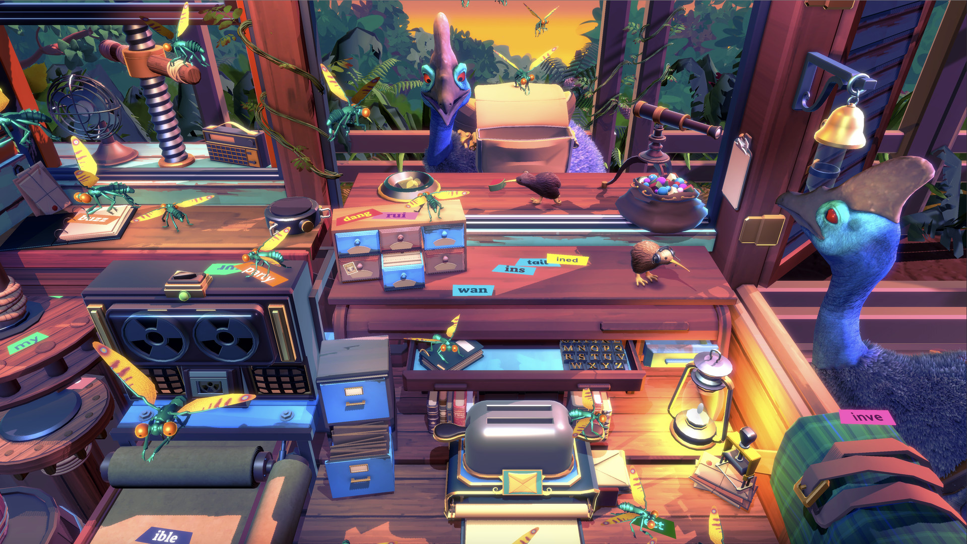 KeyWe Is A Chaotic Puzzle Experience Headed For Xbox, PlayStation and Nintendo Switch Fans This Summer