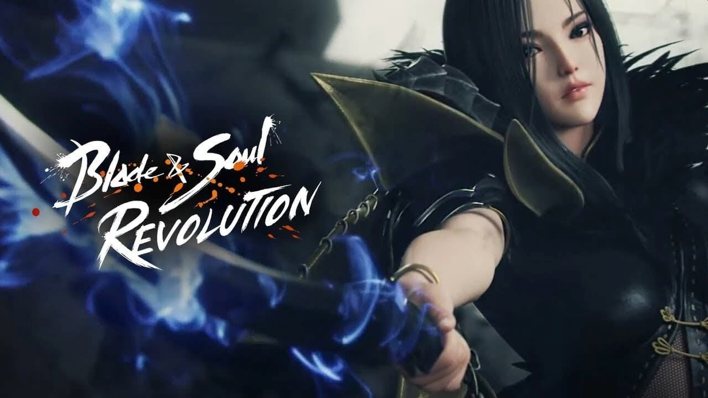 Blade and Soul: Revolution Mobile Release Date Announced With Pre-Registrations Available Now