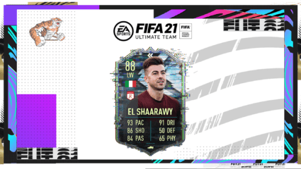 Should You Do The Flashback El Shaarawy SBC In FIFA 21? Great Value SBC