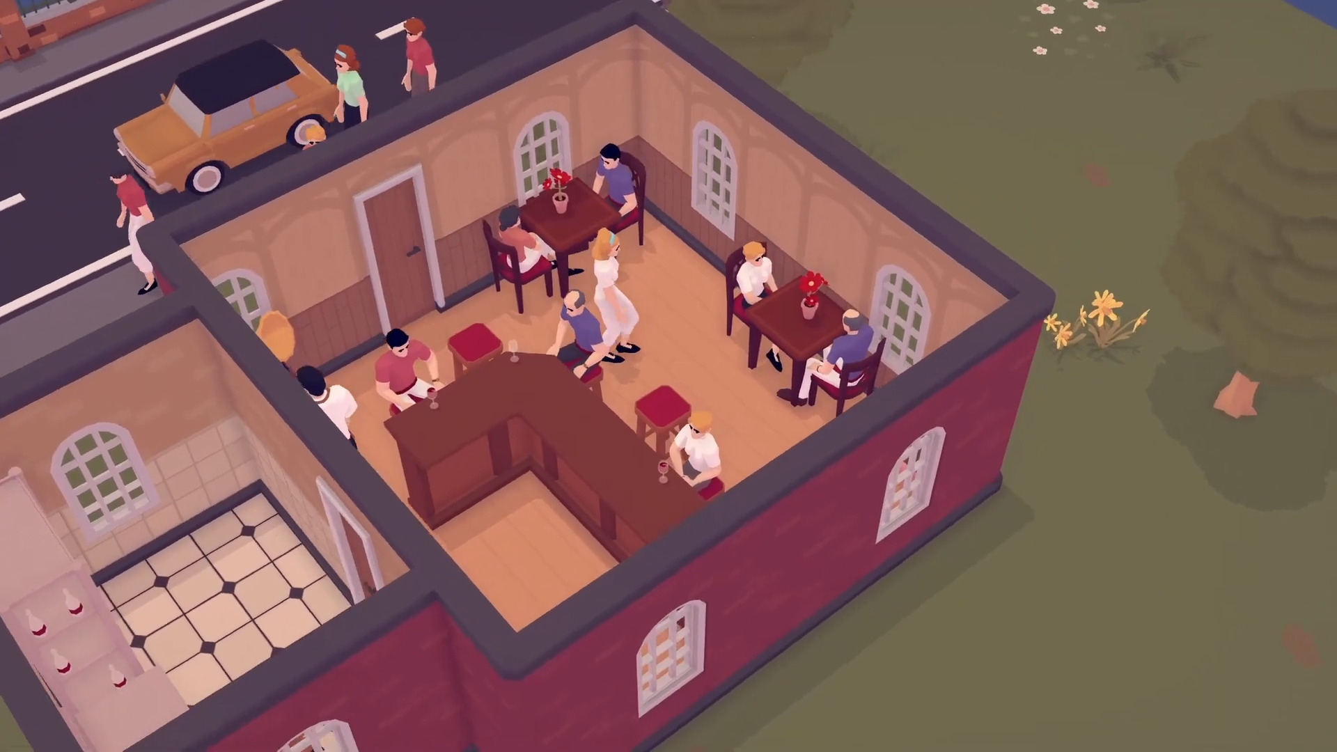 What Is TasteMaker? Indie Restaurant Management Sim Releases In Steam Early Access