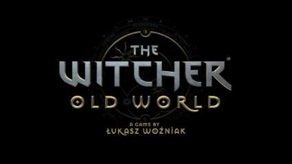 CD Projekt Red And Go On Board Announce The Witcher: Old World Board Game