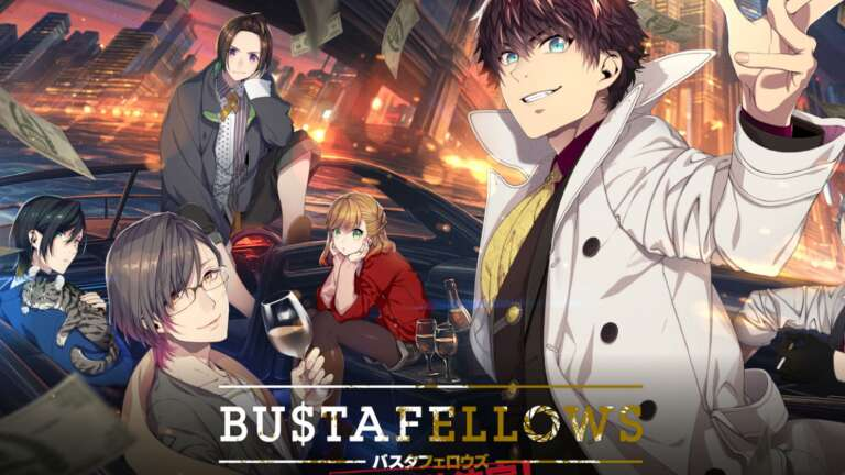 Extend Announces English Localization Of Bustafellows Visual Novel