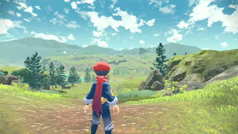 Pokemon Direct Confirms Classic Pokemon Remake And Introduces New Open World Pokemon Game