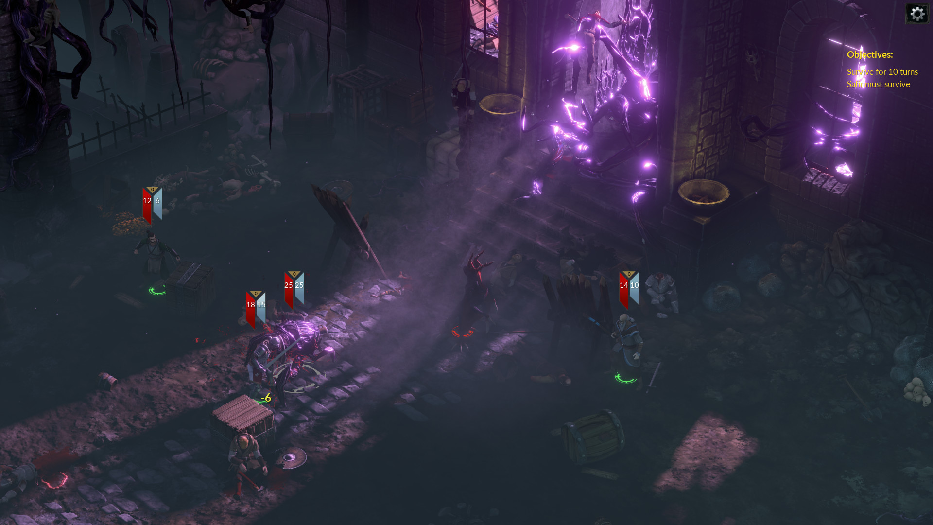 The Hand of Merlin Is Launching Into Steam Early Access In May