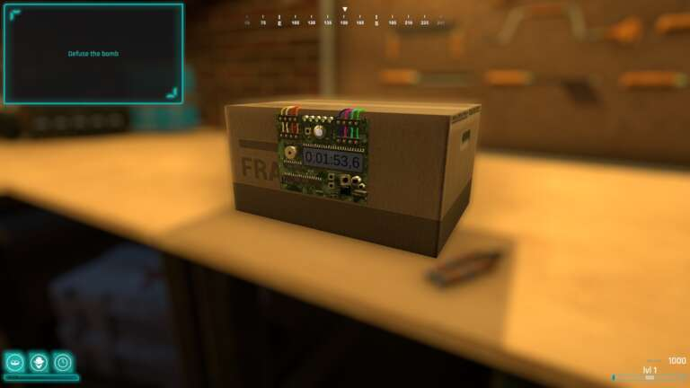 Sapper - Defuse The Bomb Simulator Is Now Live On Steam Early Access