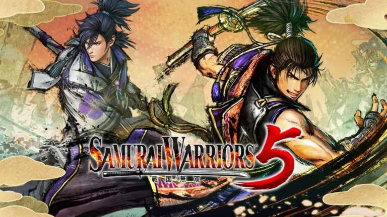 Koei Tecmo Announces Release Date And Platforms For Samurai Warriors 5