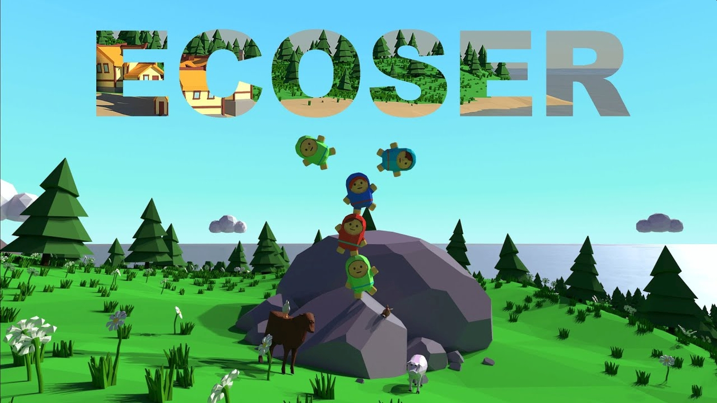 Low-Poly Ecosystem Survival Simulator Ecoser Now Live On Kickstarter