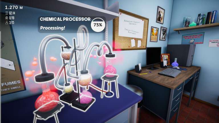 Size Matters Is Now Available On Steam For Science And Discovery Fans