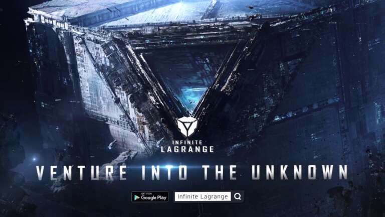 Infinite Lagrange Is A New Sci-Fi Grand Space Sim Game Headed To PC and Mobile