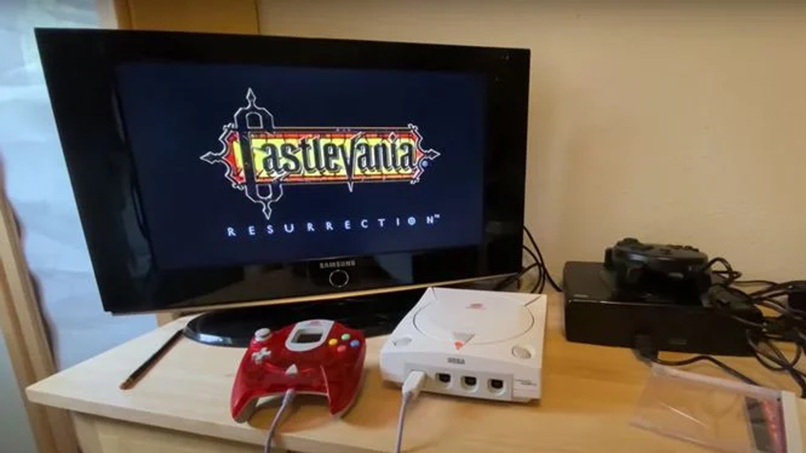 Never Released Castlevania Resurrection Demo Found On Auction