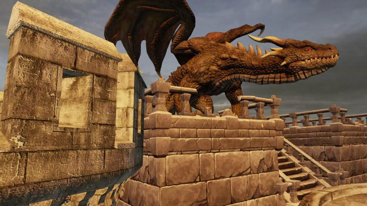 Massive Update Comes To DragonRide VR