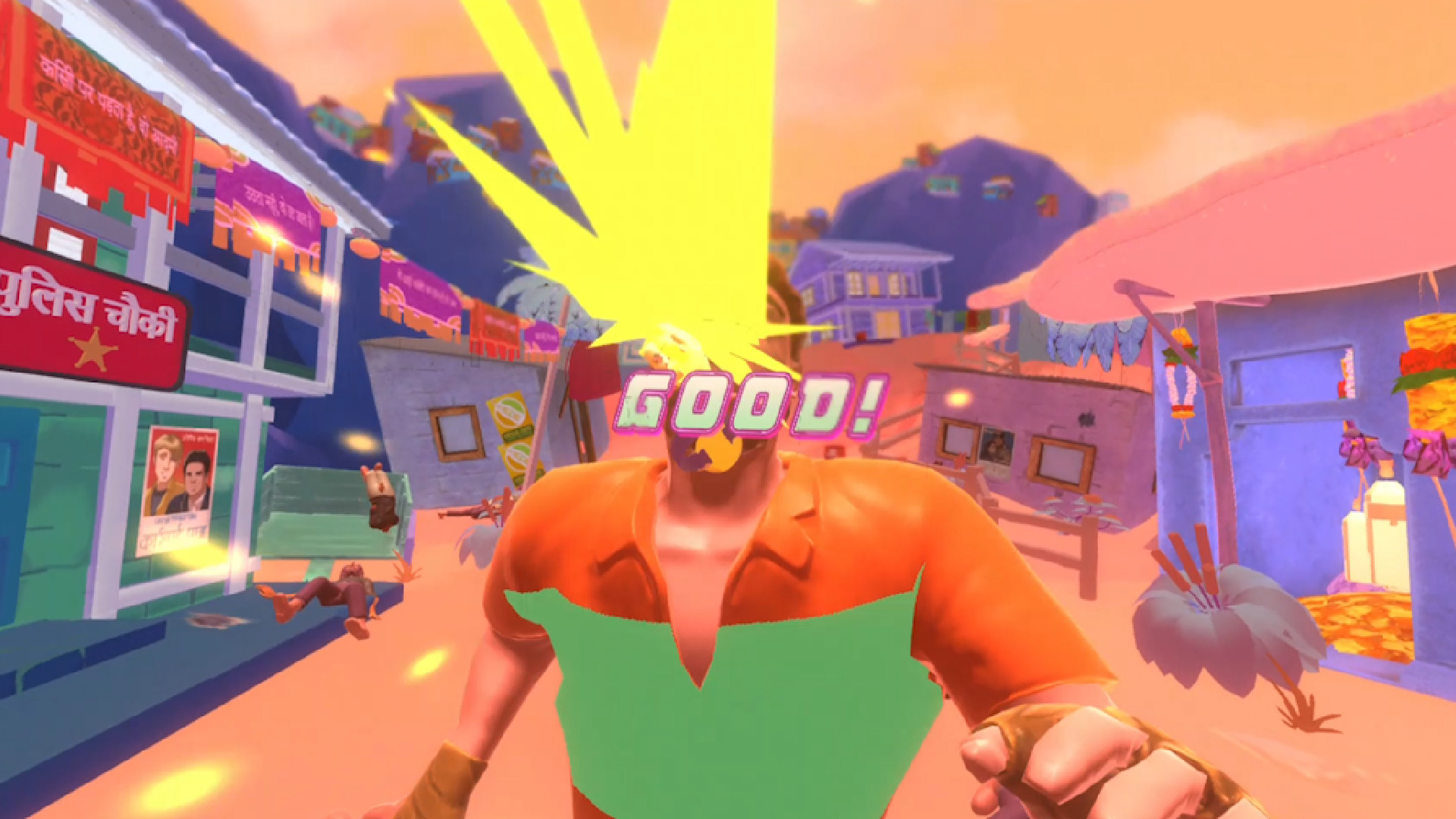 Beat the Beat Up Is A New VR Action Title Headed For Steam