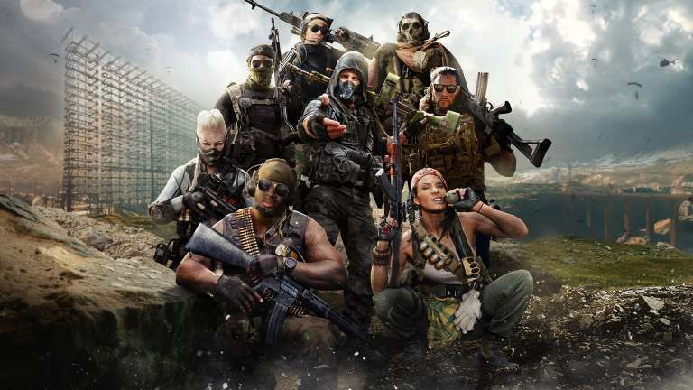 350,000 Call Of Duty Accounts Banned For Racial Slurs In Their IDs, And It's About Time