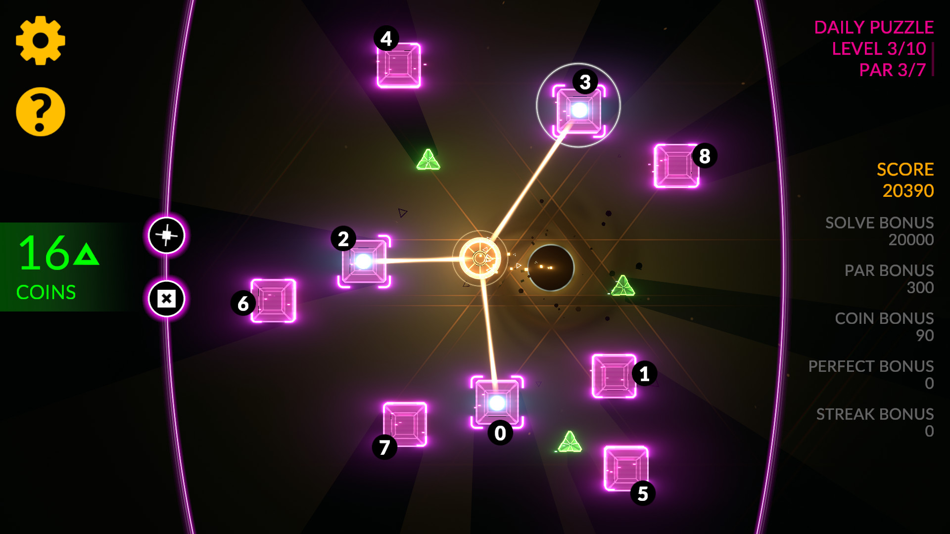 Triversal Is A Gorgeous Puzzler Releasing On Steam This July